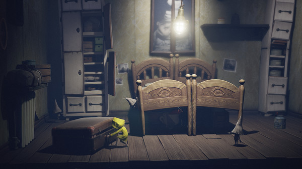 Скриншот №9 к Little Nightmares