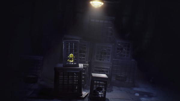 Скриншот №11 к Little Nightmares