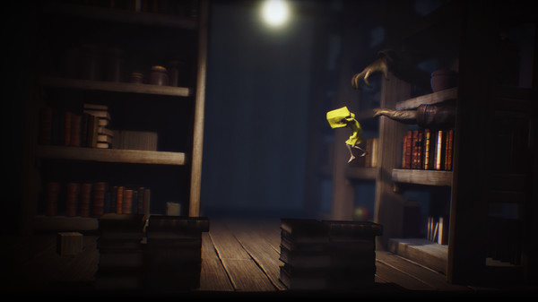 Скриншот №12 к Little Nightmares