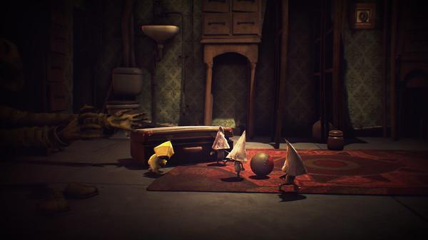 Скриншот №5 к Little Nightmares