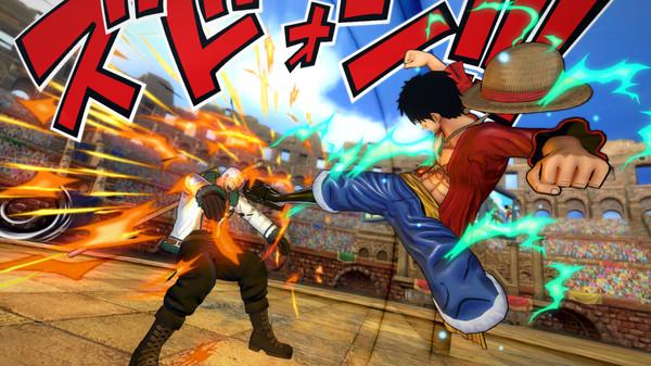 KHAiHOM.com - One Piece Burning Blood