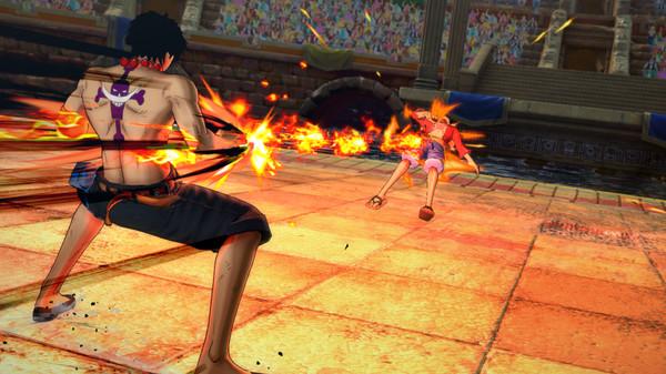 One Piece Burning Blood v1.06-v1.08 Plus 13 Trainer-FLiNG