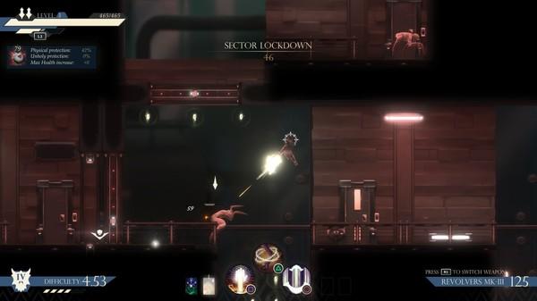 Seraph скриншот