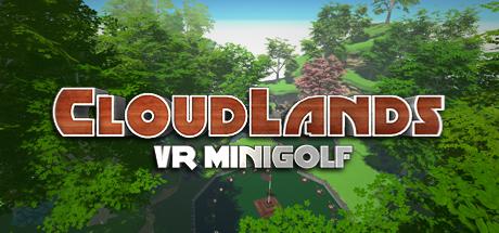 Cloudlands : VR Minigolf Cover Image