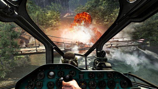 Call of Duty: Black Ops скриншот