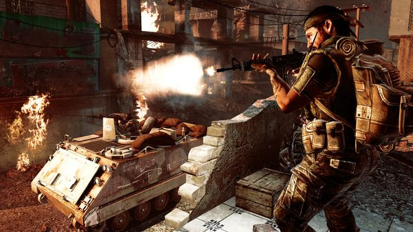 Скриншот №1 к Call of Duty® Black Ops