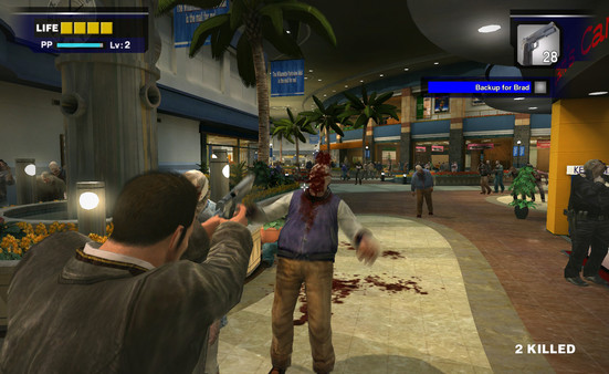Dead Rising скриншот