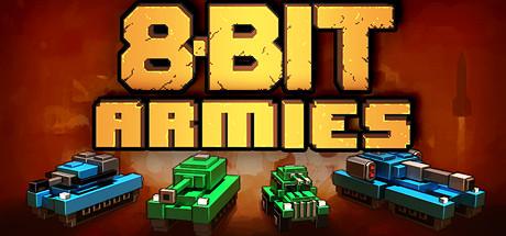 8-Bit Armies Cover Image