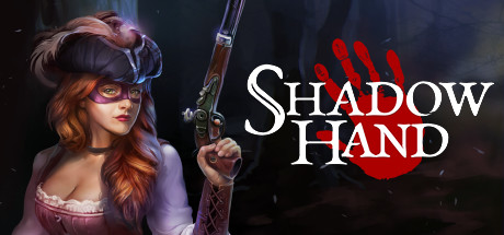 Shadowhand: RPG Card Game Cover Image