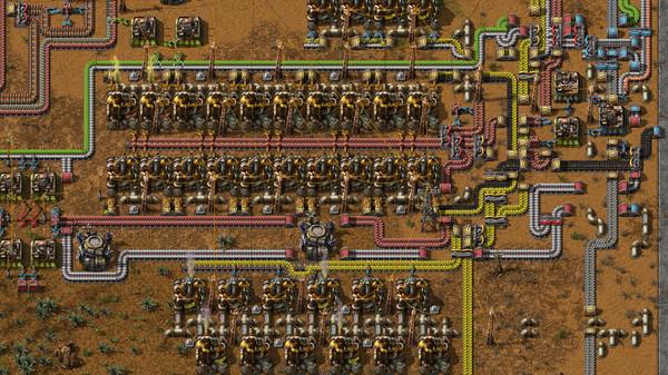 Скриншот №5 к Factorio
