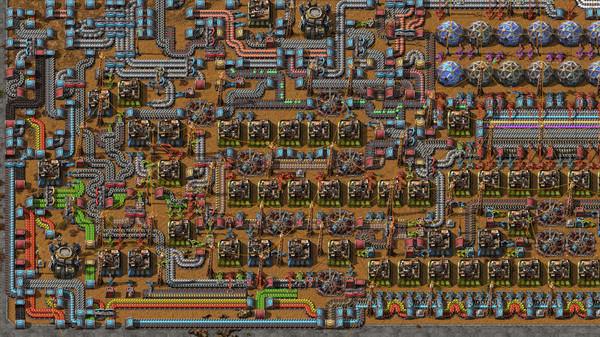 Скриншот №4 к Factorio