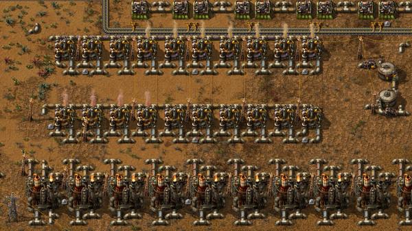Скриншот №23 к Factorio