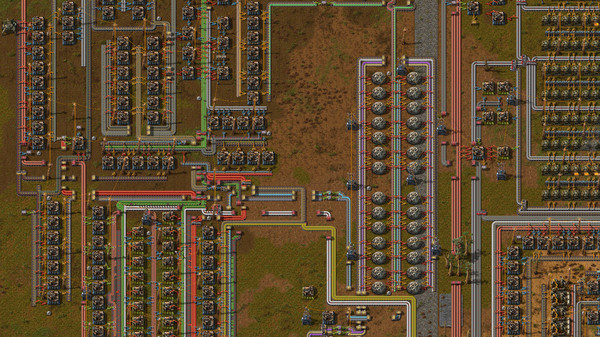 Factorio screenshot