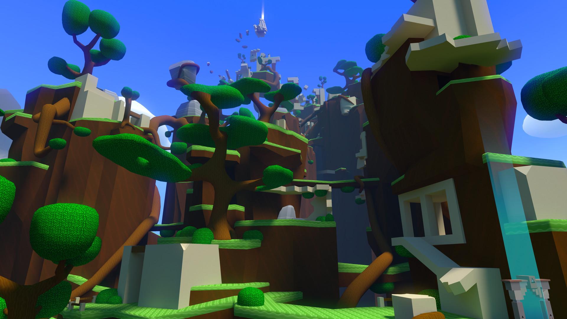Oculus Quest 游戏《Windlands VR》御风飞行插图(2)