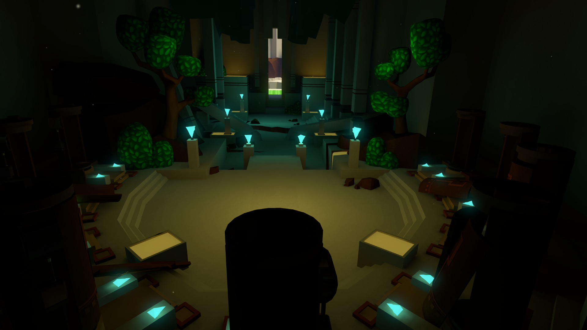 Oculus Quest 游戏《Windlands VR》御风飞行插图(1)