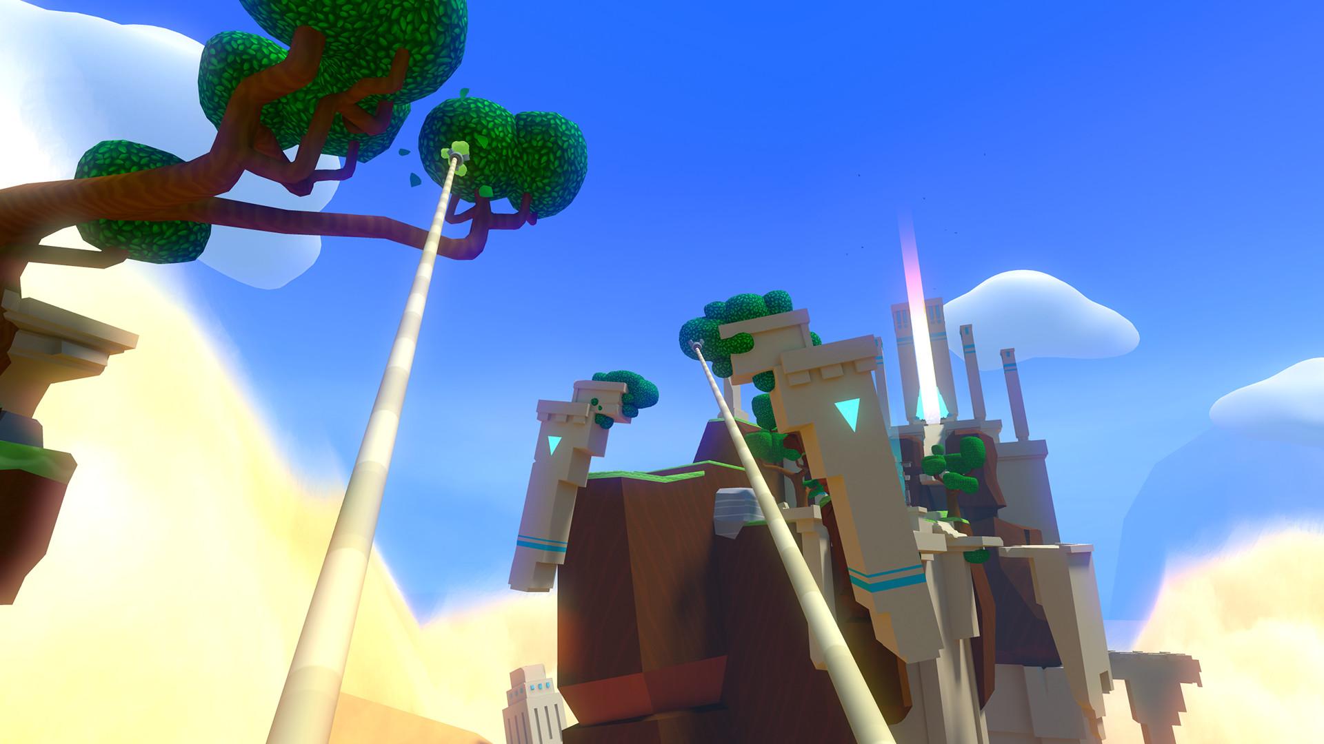 Oculus Quest 游戏《Windlands VR》御风飞行插图