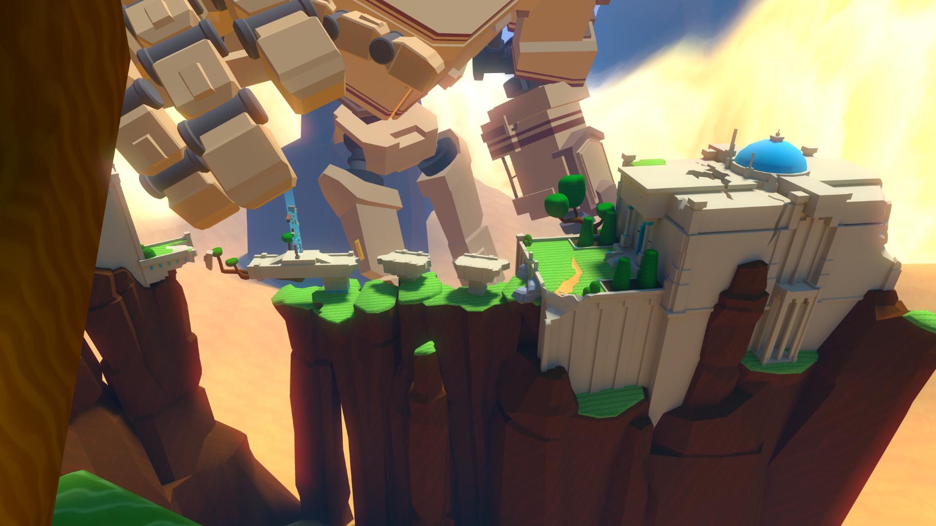 Oculus Quest 游戏《Windlands VR》御风飞行插图(3)