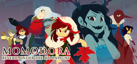 Momodora: Reverie Under The Moonlight Cover Image