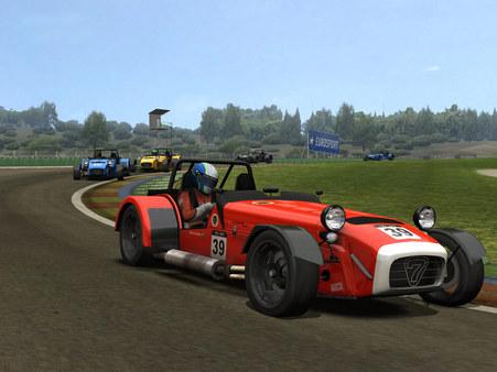 скриншот RACE: Caterham Expansion 0