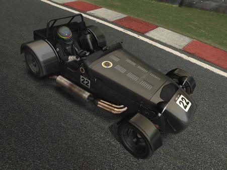 скриншот RACE: Caterham Expansion 1