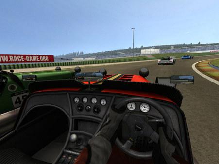 скриншот RACE: Caterham Expansion 2