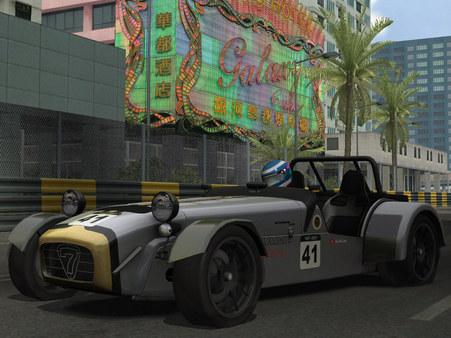 скриншот RACE: Caterham Expansion 3