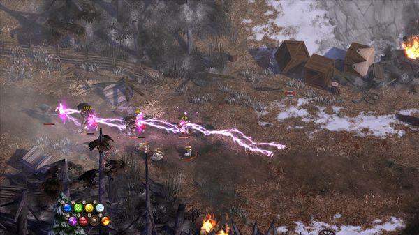 скриншот Magicka 1