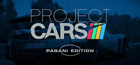 Project CARS - Pagani Edition Cover Image