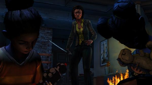 The Walking Dead: Michonne скриншот