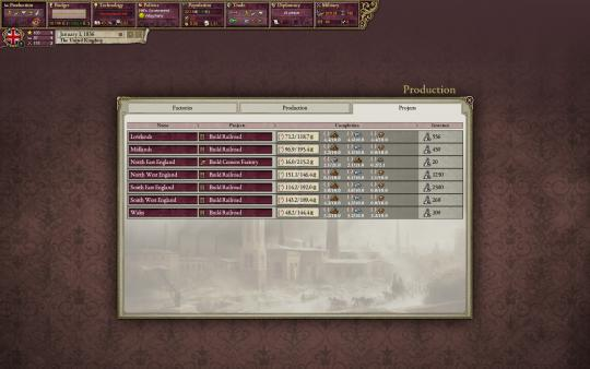 скриншот Victoria II 3