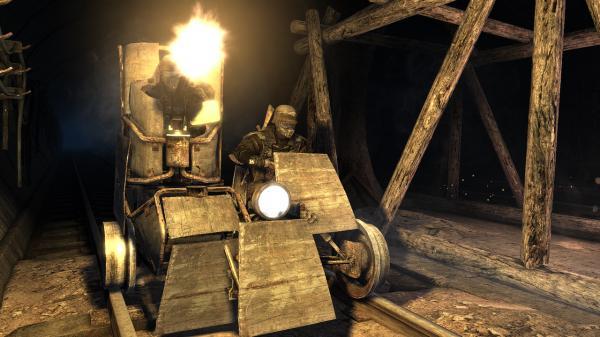 Metro 2033 скриншот