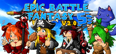 Epic Battle Fantasy 5 Cover Image