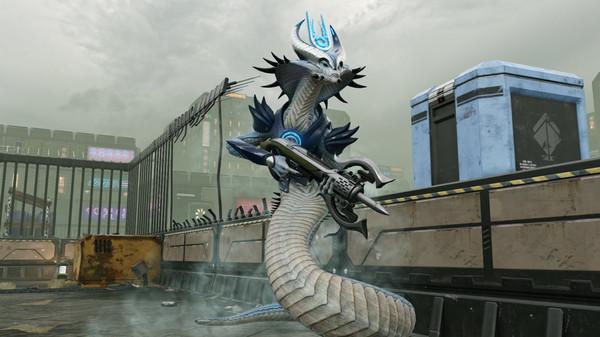 Скриншот №2 к XCOM 2 Alien Hunters