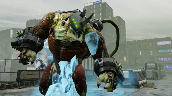 Скриншот №6 к XCOM 2 Alien Hunters