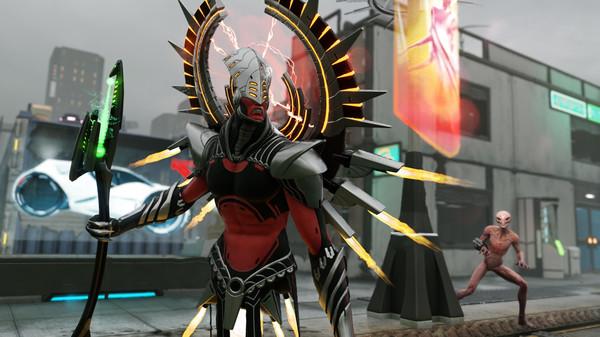 Скриншот №4 к XCOM 2 Alien Hunters