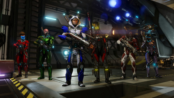 Скриншот №1 к XCOM 2 Alien Hunters