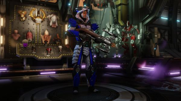 Скриншот №3 к XCOM 2 Alien Hunters