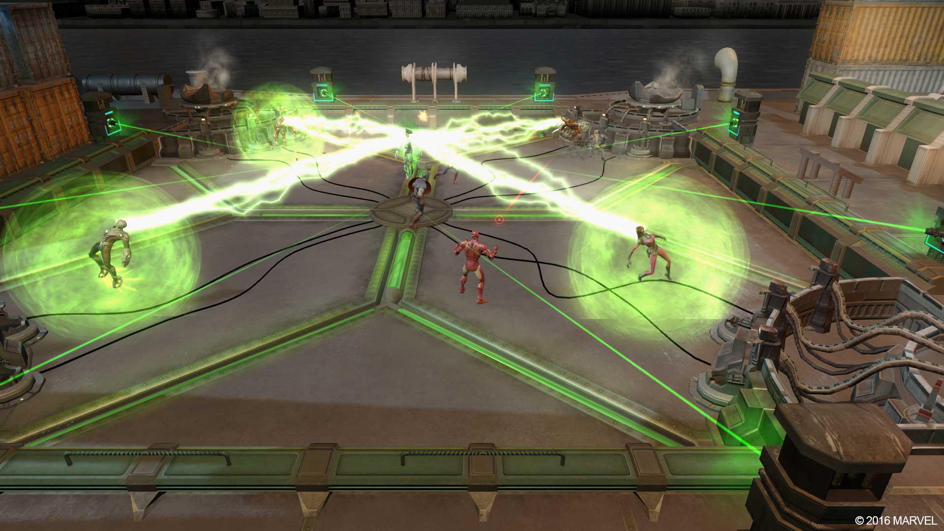 Marvel: Ultimate Alliance 2 Screenshot 3