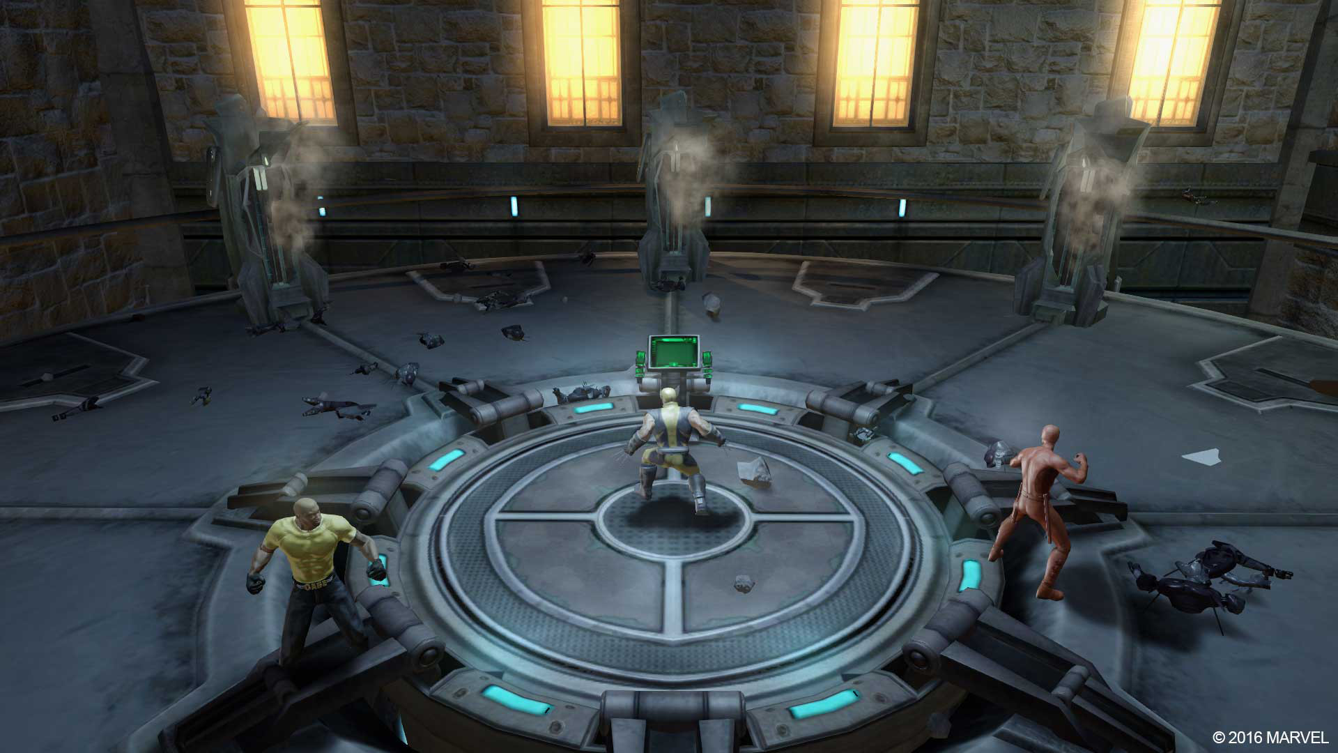 Marvel: Ultimate Alliance 2 Screenshot 2