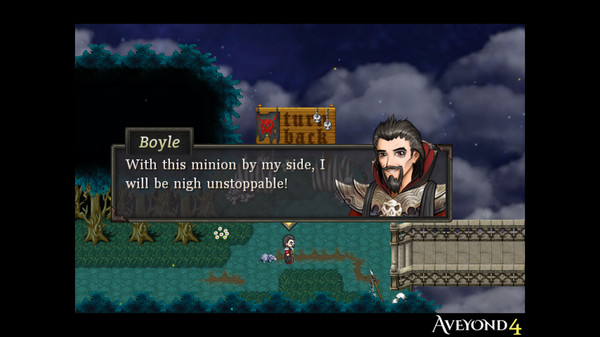 Aveyond 4: Shadow of the Mist screenshot