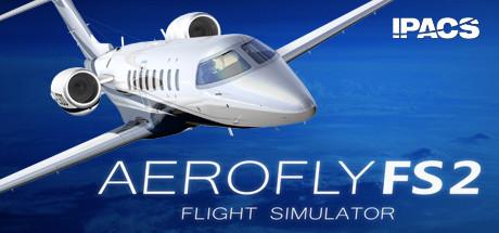 Aerofly FS 2 Flight Simulator Cover Image