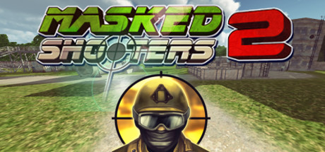 Masked Shooters 2 Cover Image