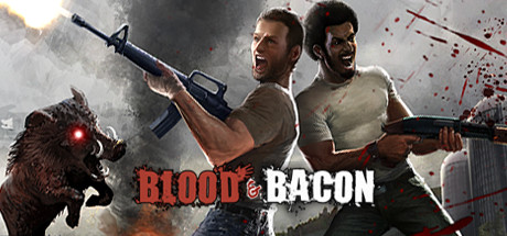 Blood and Bacon Cover Image