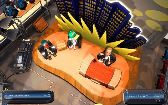 скриншот M.U.D. TV 2