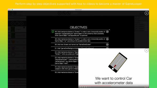 Скриншот №3 к GameLooper