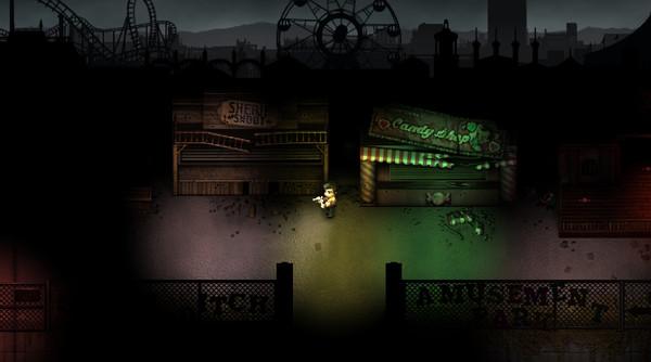 скриншот 2Dark 4