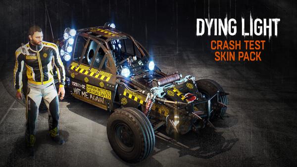 Скриншот №1 к Dying Light - Crash Test Skin Bundle