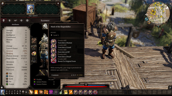 Divinity: Original Sin 2 screenshot