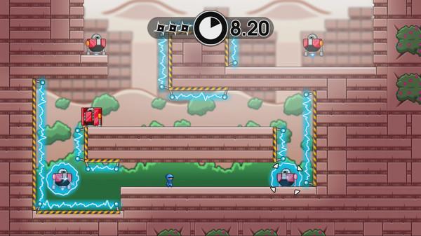 10 Second Ninja X скриншот