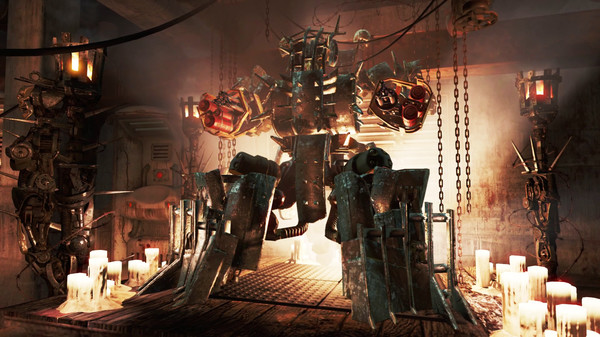 Скриншот №2 к Fallout 4 - Automatron